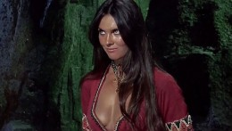 In praise of the legendary (well, to us anyway) Caroline Munro
